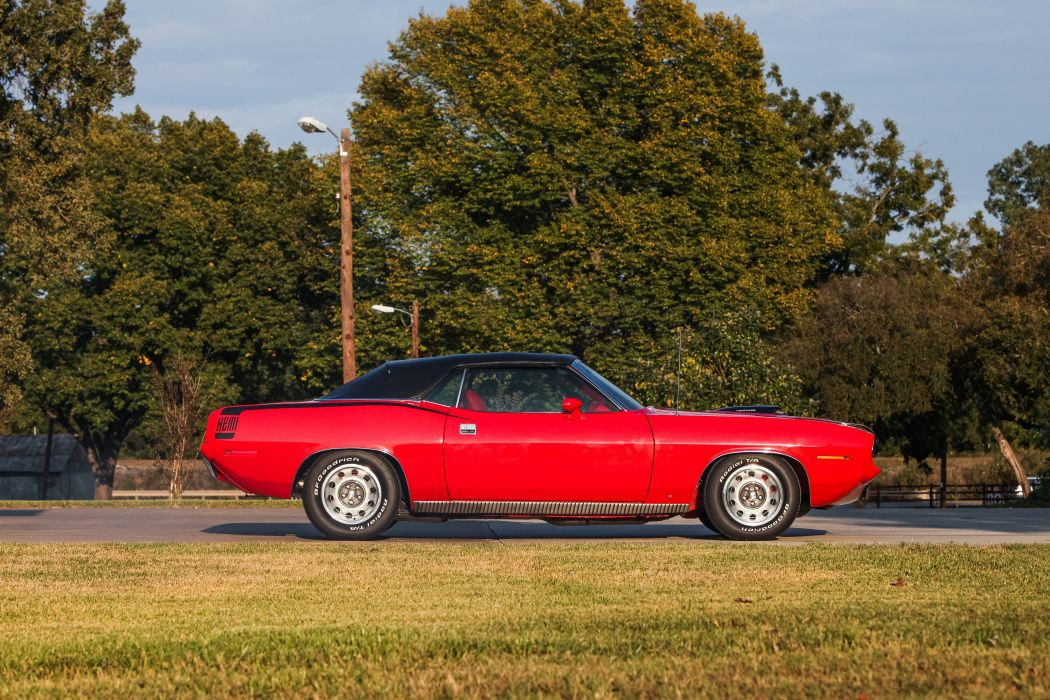 1970 Plymouth Barracuda Convertible Muscle Classic USA 4200x2800-03 wallpaper