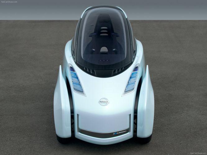 Nissan Land Glider Concept cars 2009 wallpaper