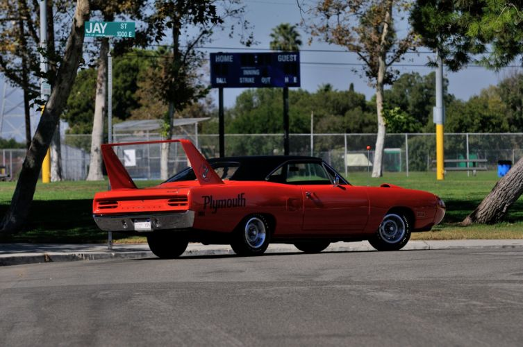 1970 Plymouth Hemi Superbird Muscle Classic USA 4200x2790-32 wallpaper