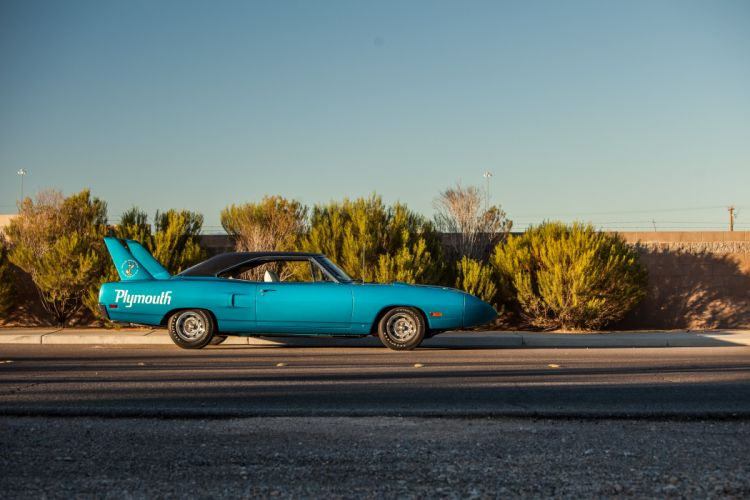 1970 Plymouth Hemi Superbird Muscle Classic USA 4200x2800-05 wallpaper