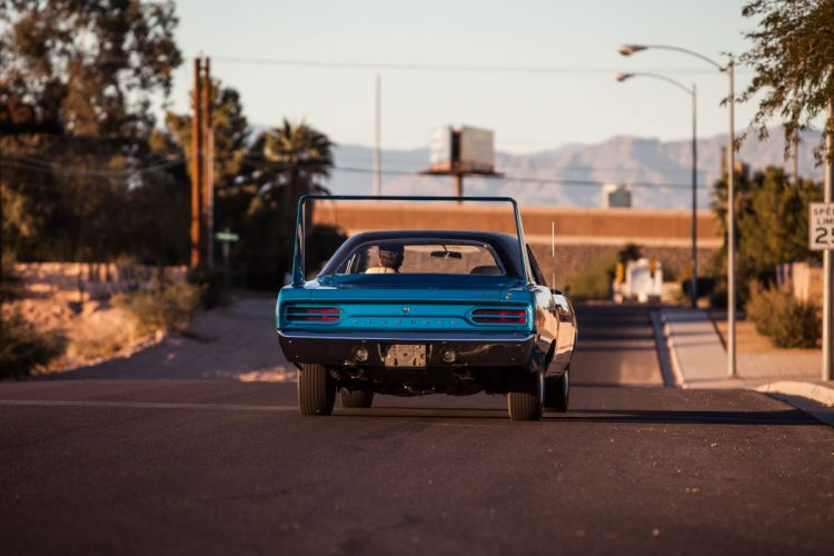 1970 Plymouth Hemi Superbird Muscle Classic USA 4200x2800-08 wallpaper