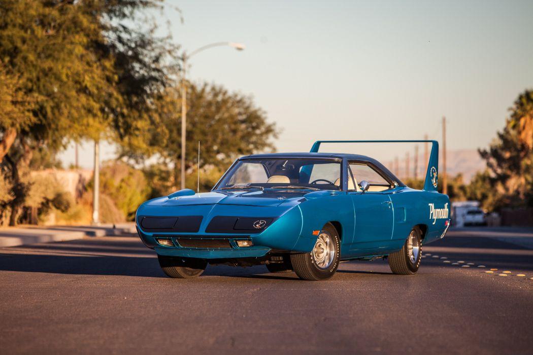 1970 Plymouth Hemi Superbird Muscle Classic USA 4200x2800-07 wallpaper