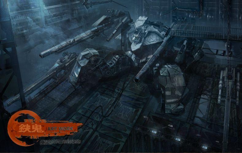 METAL RAGE shooter mmo tps action fighting 1mrage rpg online sci-fi futuristic mecha poster wallpaper