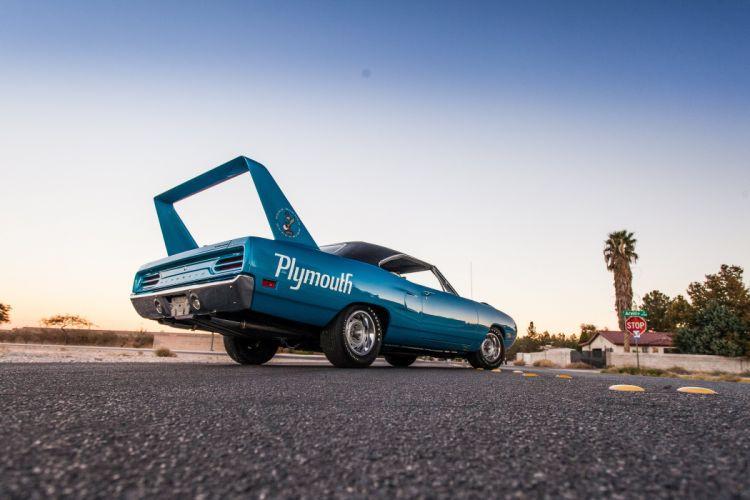 1970 Plymouth Hemi Superbird Muscle Classic USA 4200x2800-17 wallpaper
