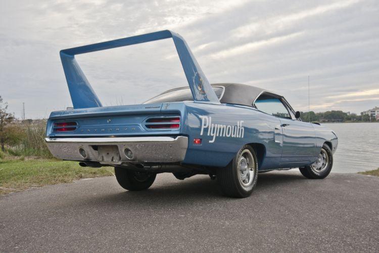1970 Plymouth Hemi Superbird Muscle Classic USA 4200x2800-22 wallpaper