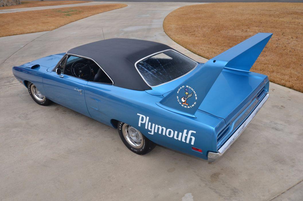 1970 Plymouth Hemi Superbird Muscle Classic USA 4200x2800-24 wallpaper