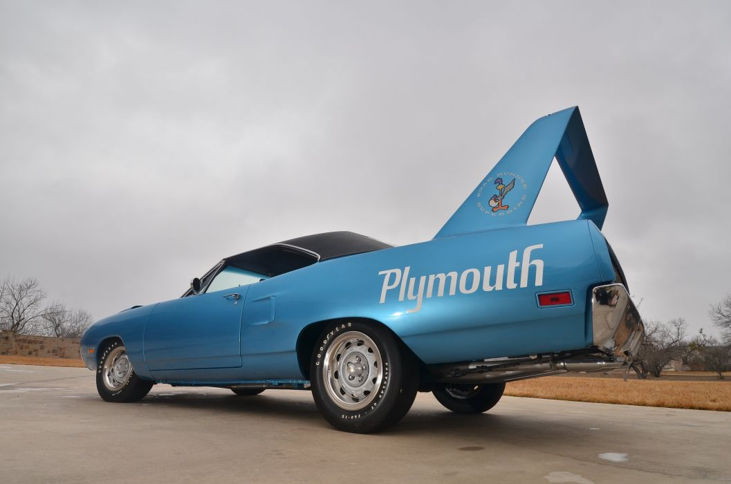 1970 Plymouth Hemi Superbird Muscle Classic USA 4200x2800-28 wallpaper