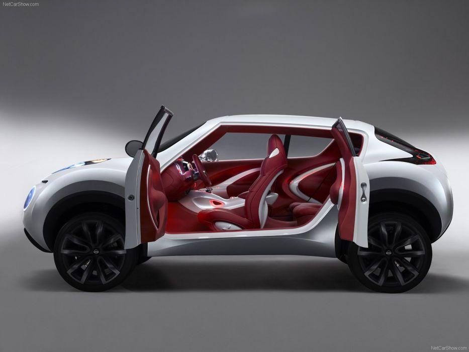Nissan Qazana Concept cars suv 2009 wallpaper