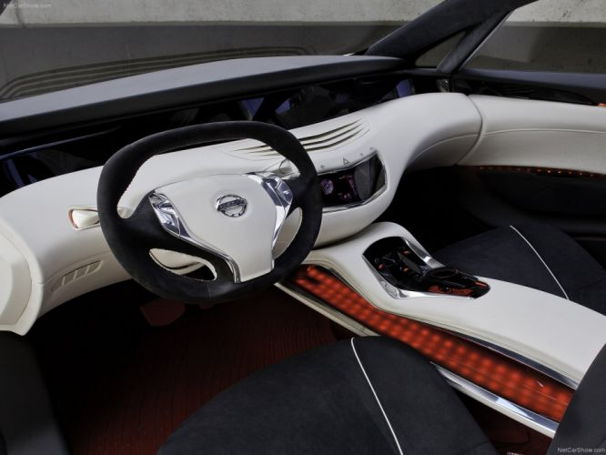 2010 Concept Ellure Nissan cars wallpaper