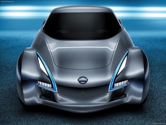 Concept esflow Nissan Speed cars 2011 wallpaper