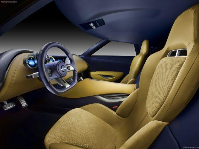 Concept esflow Nissan Speed cars 2011 wallpaper