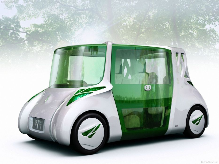 Toyota RiN Concept cars 2007 wallpaper