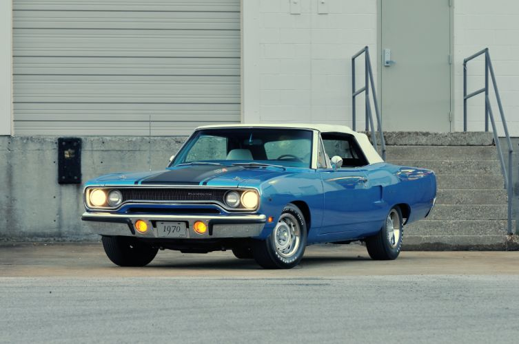 1970 Plymouth Road Runner Convertible Muscle Classic Old USA 4288x2848-01 wallpaper
