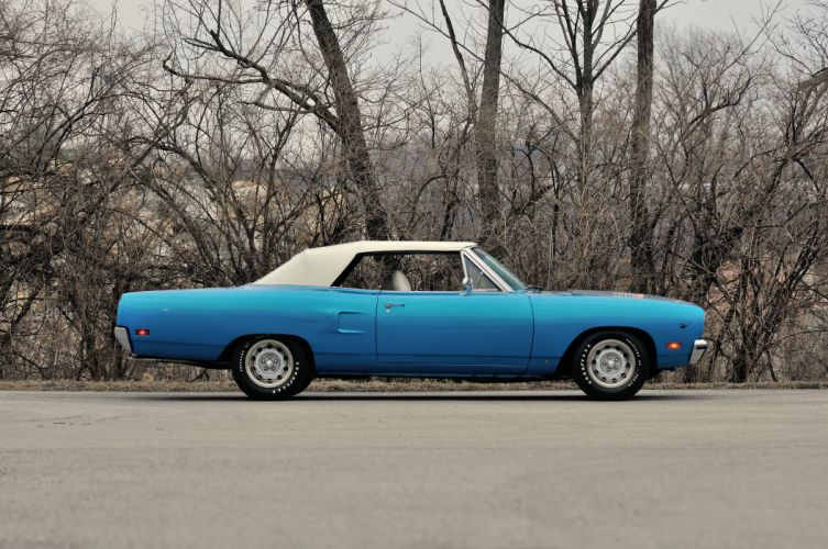 1970 Plymouth Road Runner Convertible Muscle Classic Old USA 4288x2848-02 wallpaper