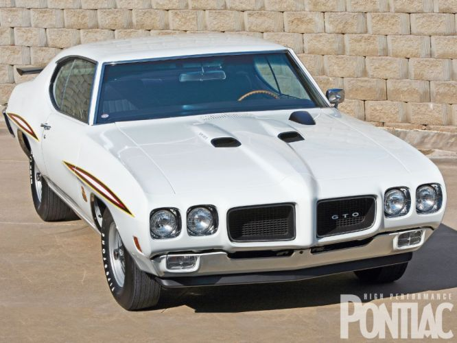 1970 Pontiac GTO Judge Hardtop Muscle Classic Old USA 1600x1200-01 wallpaper