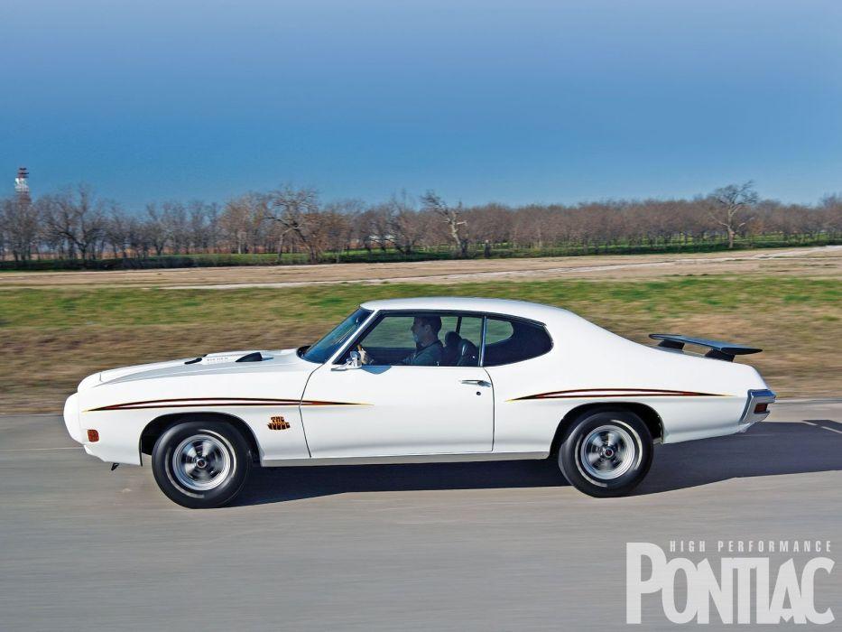 1970 Pontiac GTO Judge Hardtop Muscle Classic Old USA 1600x1200-03 wallpaper