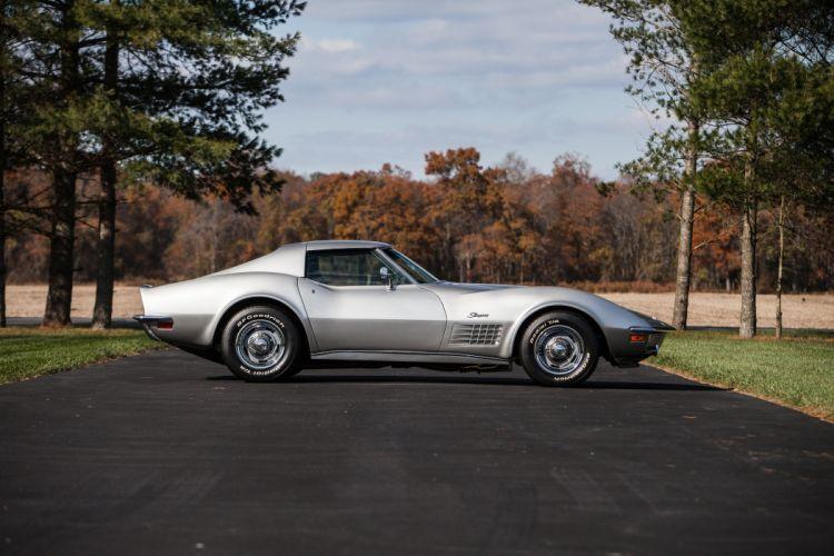 1971 Chevrolet Corvette LS6 Coupe Muscle Classic USA 4200x2800-05 wallpaper