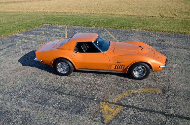 1971 Chevrolet Corvette ZR2 Convertible Muscle Classic USA 4200x2790-11 wallpaper