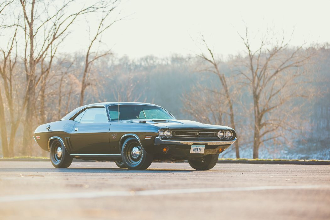 1971 Dodge Hemi Challenger RTMuscle Classic USA 4200x2800-02 wallpaper
