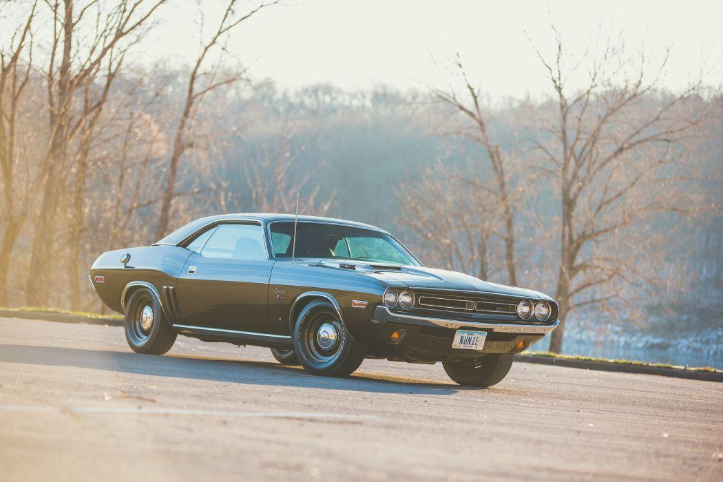 1971 Dodge Hemi Challenger RTMuscle Classic USA 4200x2800-04 wallpaper