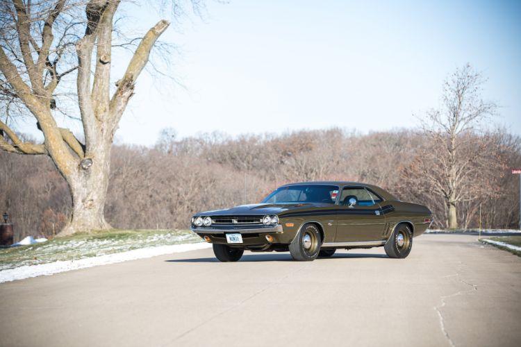 1971 Dodge Hemi Challenger RTMuscle Classic USA 4200x2800-12 wallpaper