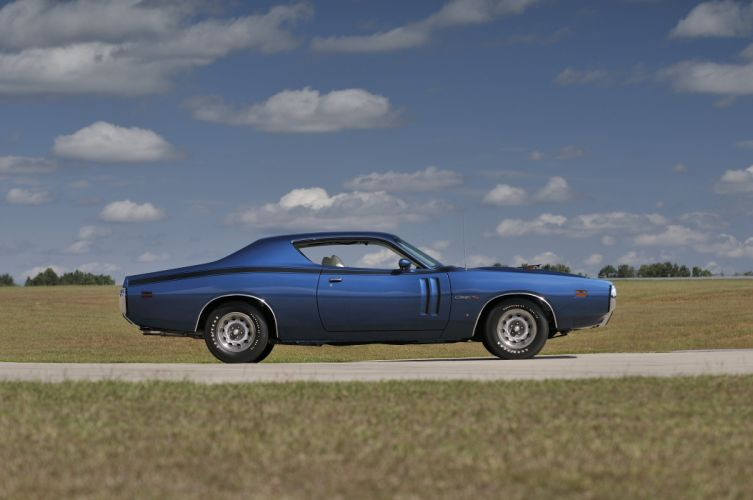 1971 Dodge Hemi Charger RT Muscle Classic Old USA 4288x2848-02 wallpaper