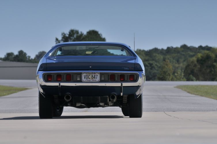 1971 Dodge Hemi Charger RT Muscle Classic Old USA 4288x2848-07 wallpaper