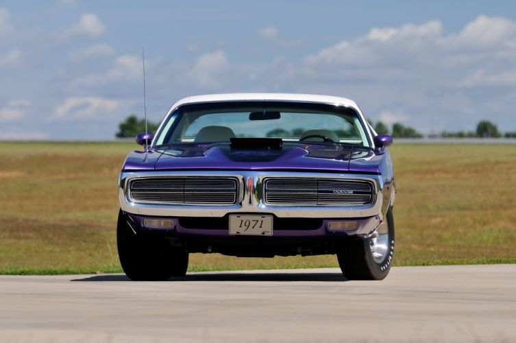 1971 Dodge Hemi Charger RT Muscle Classic Old USA 4288x2848-13 wallpaper