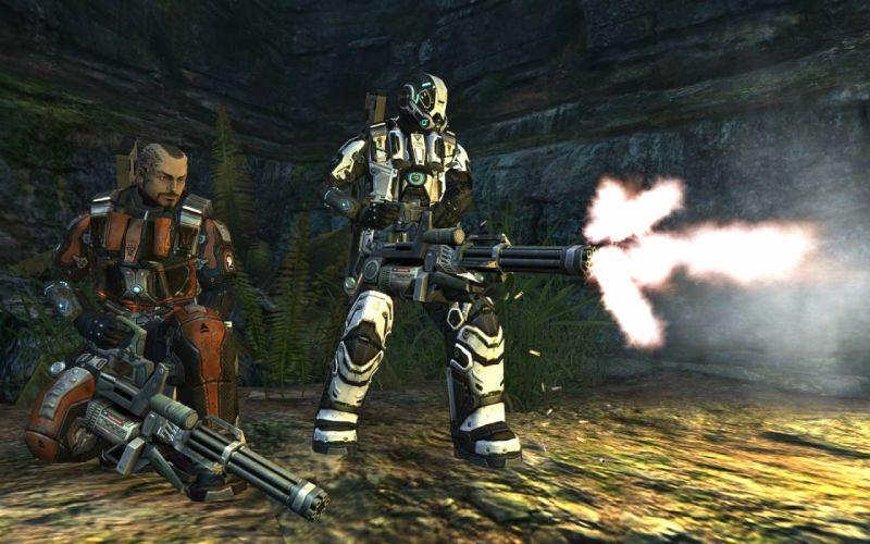 PHYROK Repulse sci-fi shooter fps futuristic action fighting warrior mmo rpg online 1phyrok wallpaper