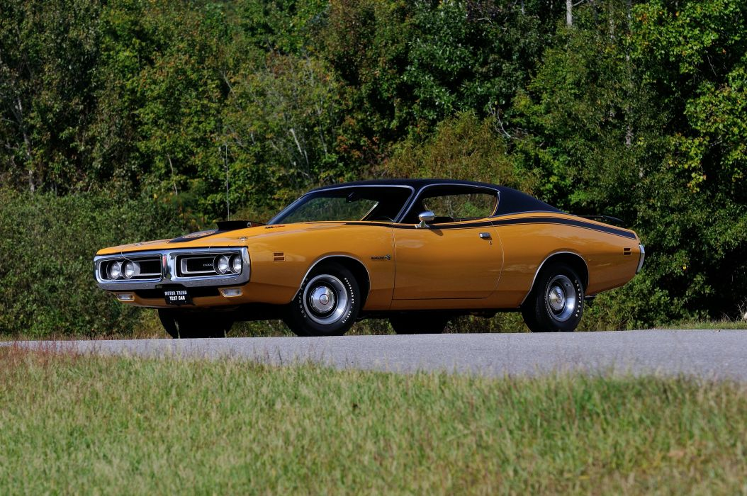 1971 Dodge Hemi Super Bee Muscle Classic Old USA 4288x2848-07 wallpaper