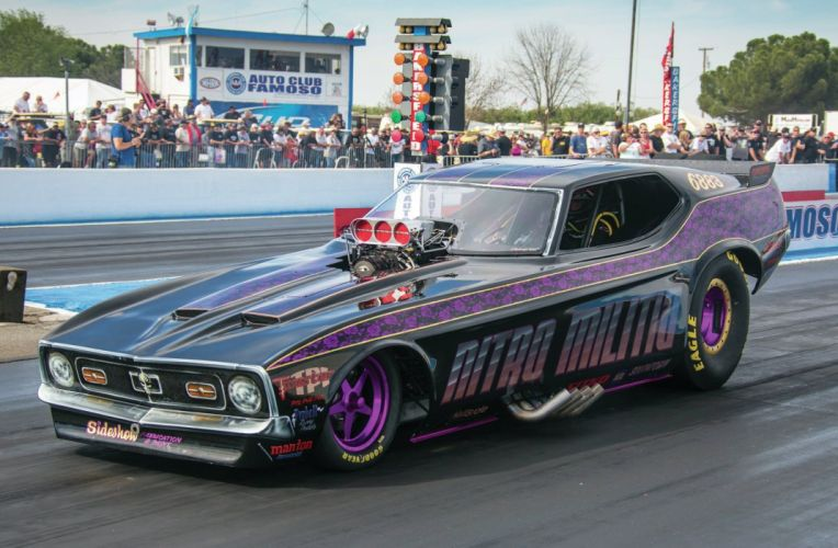 1971 Ford Mustang Funny Car Drag Dragster Race USA 2048x1340-01 wallpaper