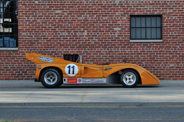 1971 Mclaren M8 Racing Race Can-Am Prototipe Race 4200x2790-02 wallpaper