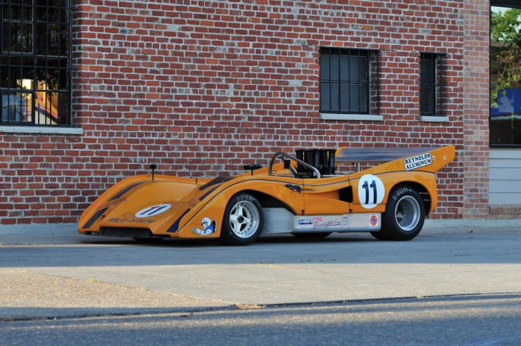 1971 Mclaren M8 Racing Race Can-Am Prototipe Race 4200x2790-05 wallpaper
