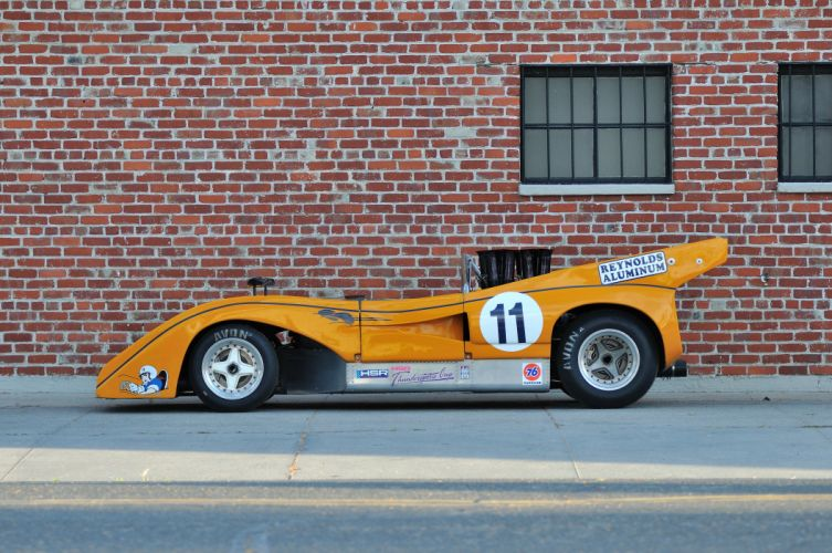 1971 Mclaren M8 Racing Race Can-Am Prototipe Race 4200x2790-06 wallpaper