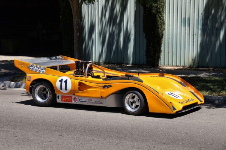 1971 Mclaren M8E Racing Race Can-Am Prototipe Race 4200x2790-02 wallpaper