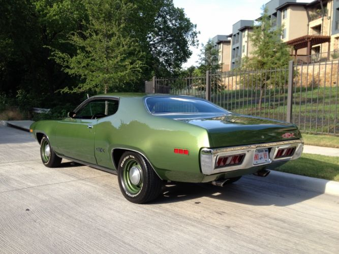 1971 Plymouth GTX 440 Muscle Classic Old USA 3072x2304-04 wallpaper