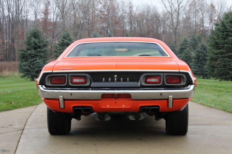1972 Dodge Challenger Rallye Muscle Classic USA 4200x2800-02 wallpaper