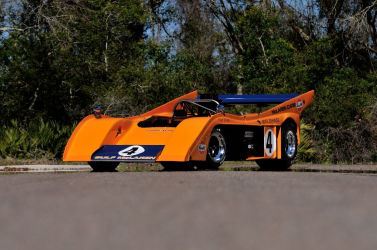 1972 Mclaren M20 Racing Race Can-Am Prototipe Race 4200x2790-01 wallpaper