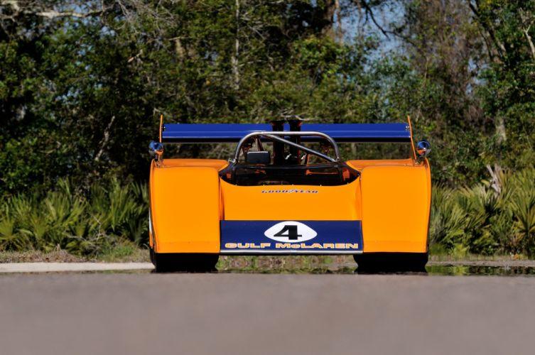 1972 Mclaren M20 Racing Race Can-Am Prototipe Race 4200x2790-06 wallpaper
