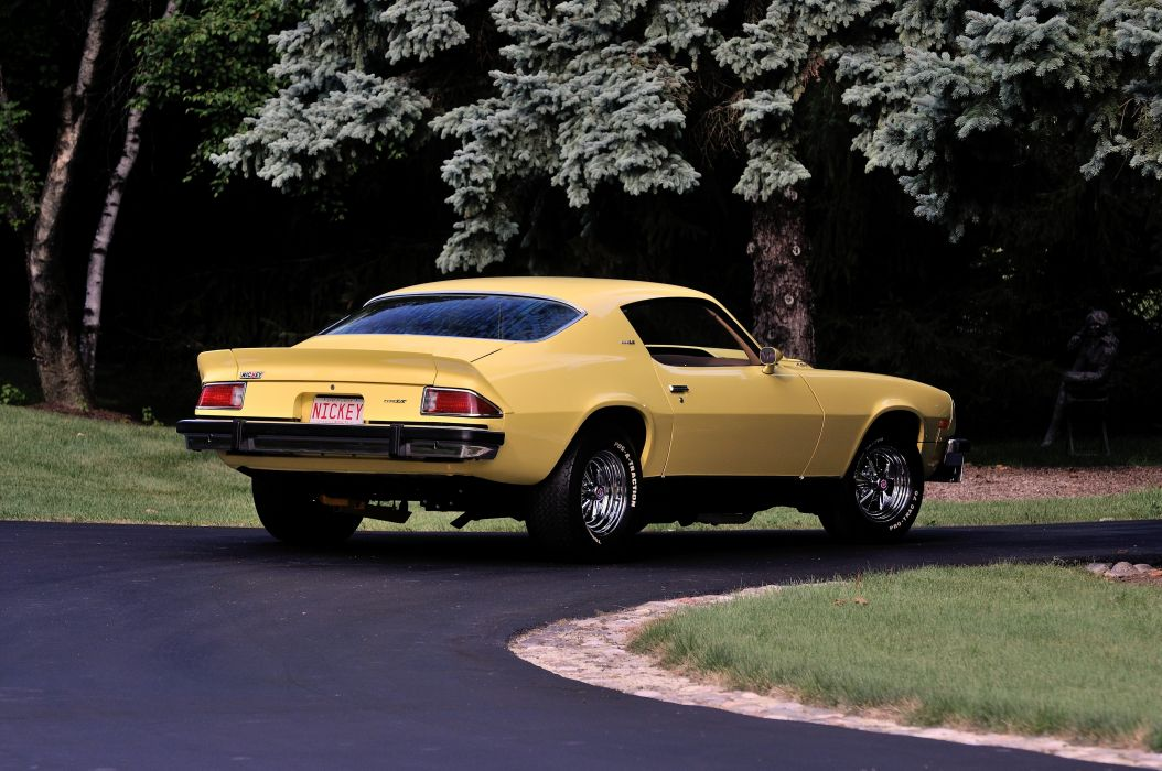 1974 Chevrolet Nickey Camaro StageIII Muscle Classic USA 4200x2790-02 wallpaper