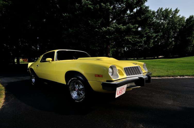 1974 Chevrolet Nickey Camaro StageIII Muscle Classic USA 4200x2790-04 wallpaper