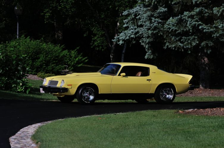 1974 Chevrolet Nickey Camaro StageIII Muscle Classic USA 4200x2790-05 wallpaper