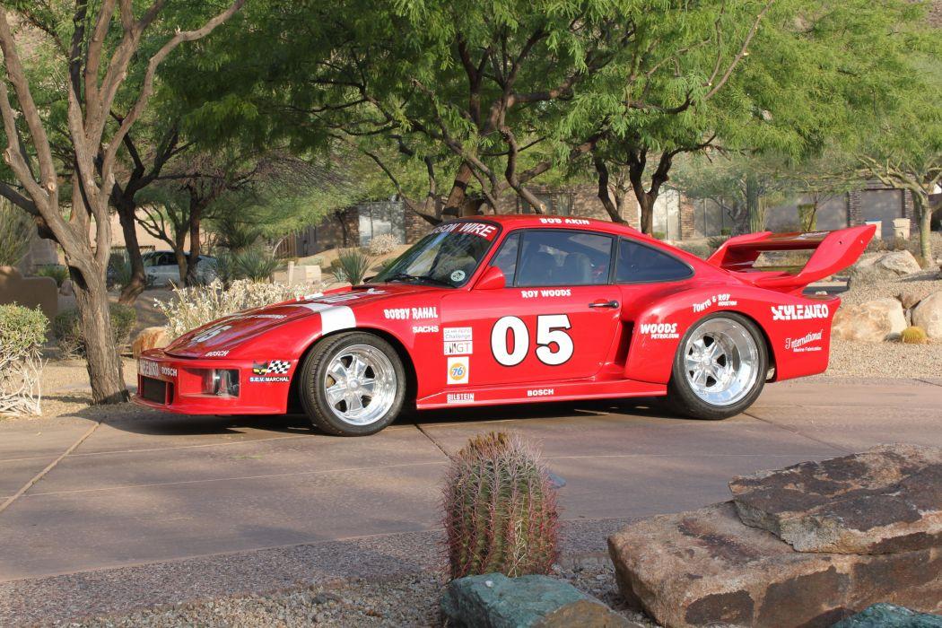 1974 Porsche 911 Slant Nose Race Car Red 4500x3000-03 wallpaper