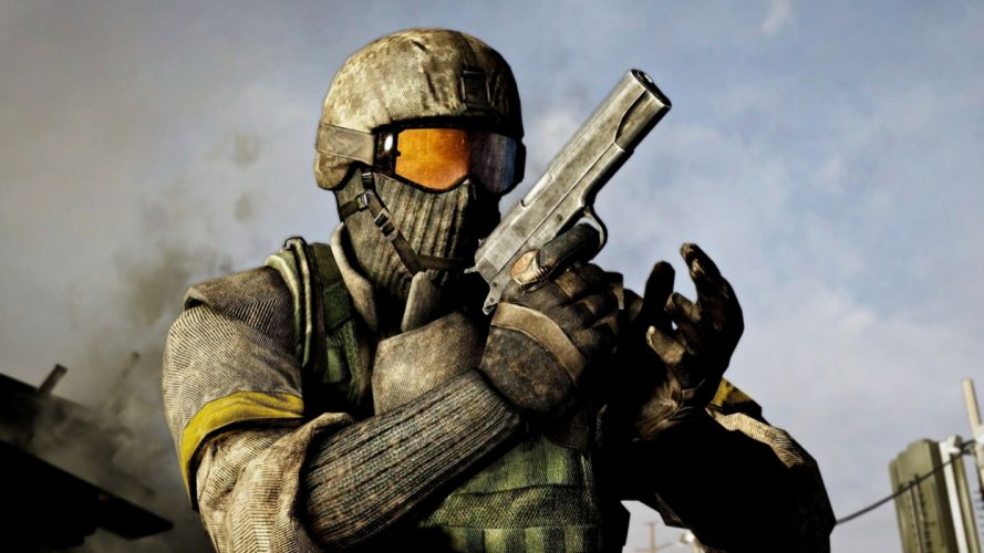 games Soldier fighter war gangs bombing fires joy fun wallpaper