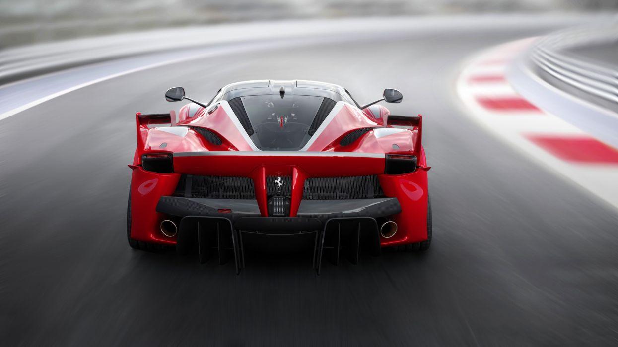 2015 cars Ferrari fxx FXX-K racecars Supercar wallpaper