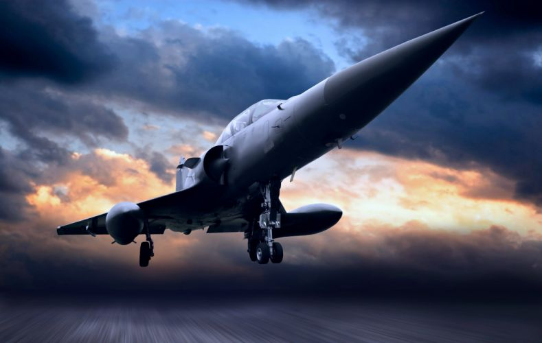 aircrafts attack bombing clouds Earth flights landscapes Military nature Review sky warplanes wallpaper