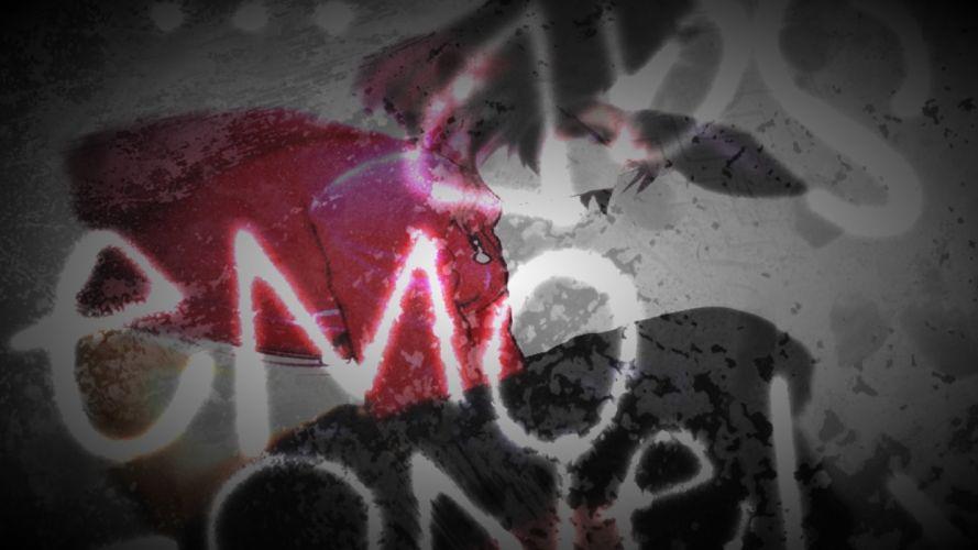 emo gothic dark mood psychedelic wallpaper