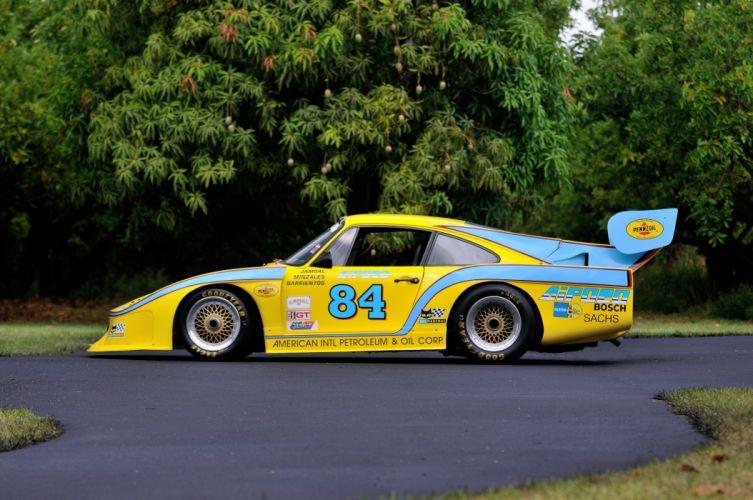1976 Porsche 935 IMSA El Salvador Race Car Classic 4200x2790-02 wallpaper