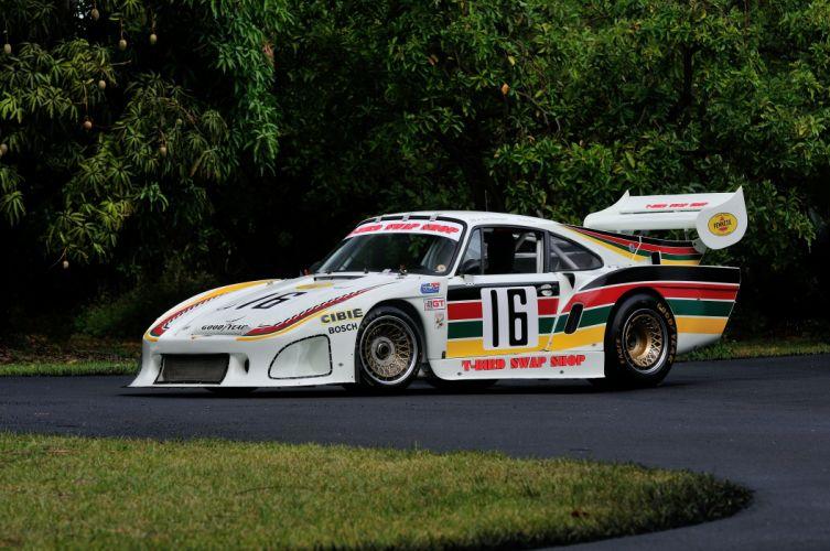 1977 Porsche 935 IMSA Swap Shop Race Car Classic 4200x2790-01 wallpaper
