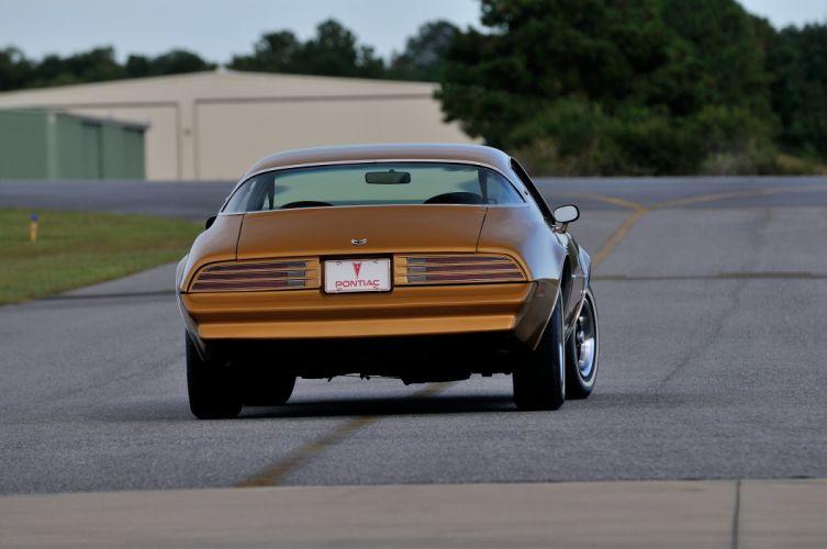 1978 Pontiac Firebird Muscle Classic Old USA 4200x2790-06 wallpaper